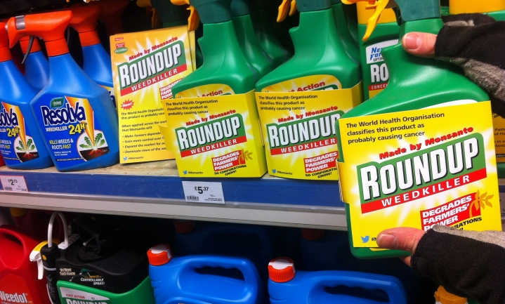 'EU belazerd door Monsanto'